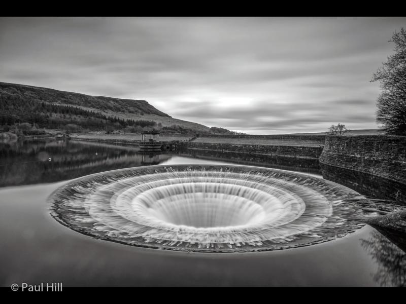 Paul Hill – Ladybower Plughole overflowing-2