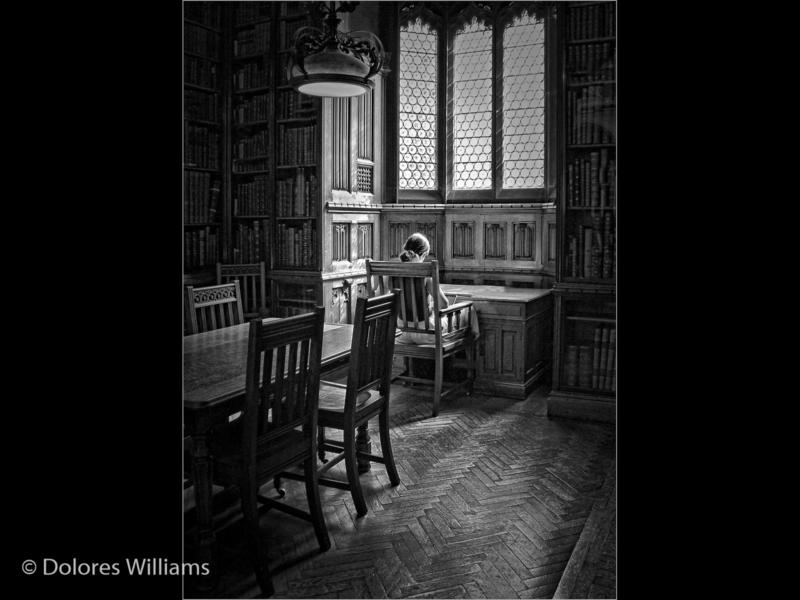 Dolores Williams – The Quiet Place-2