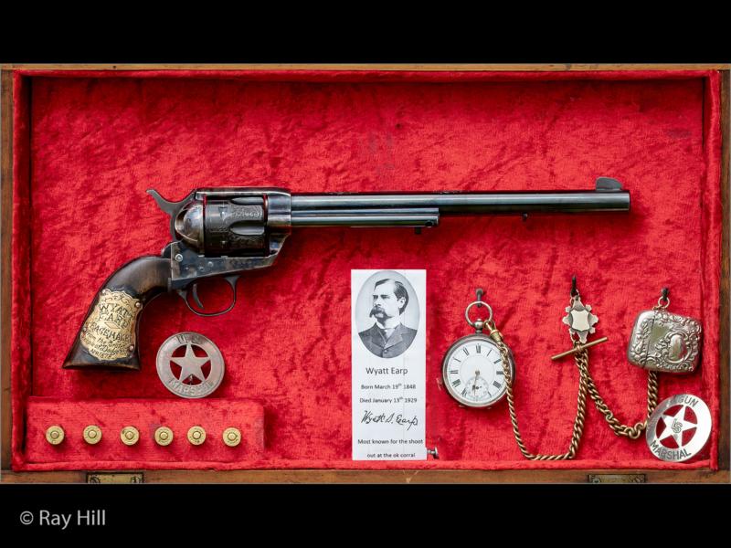 Ray Hill – 02_Wyatt Earp Collection_G_24-2